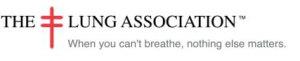 Lung Association logo