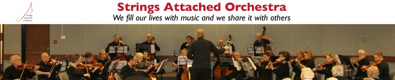 Strings Attached Orchestra